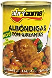 Abricome - Albóndigas con guisantes - Saludable, fresco, natural - 420 g