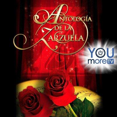 ANTOLOGÍA DE LA ZARZUELA - DVD