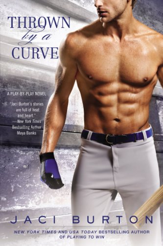 Thrown By A Curve (A Play-by-Play Novel Book 5) (English Edition) Burton Womens-player