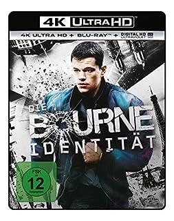 Die Bourne Identität (4K Ultra HD) (+ Blu-ray)