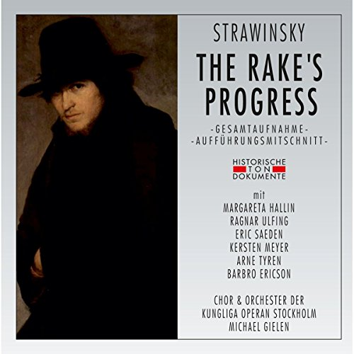 The Rake's Progress [Import allemand]