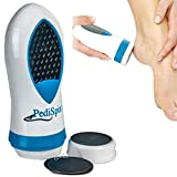 #2: VelKro PediSpin Professional Pedi Cure Foot Care Tool Electronic Foot Callus Removal