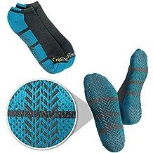Grip Tread Socks mujeres no deslizante Si no se presenta la banda de rodadura de agarre