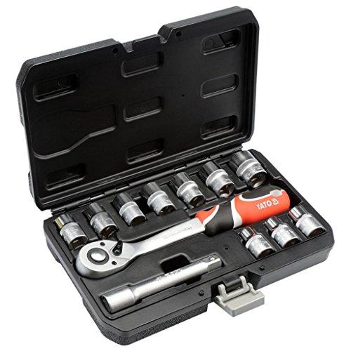 'Yato yt-38671–Socket Set 1/212pcs