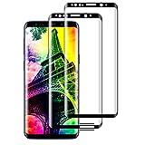 DOSMUNG Verre Trempé pour Galaxy S9 Plus [2 Pièces] [Anti Rayures] [[Anti...