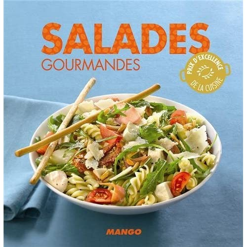 Salades gourmandes by Marie-Laure Tombini (2012-05-18)