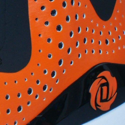 ADIDAS Chaussures de Basket-ball derrik Rose 773 III Homme 46) Orange
