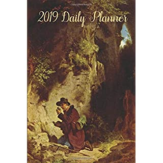 Geologist's 2019 Daily Planner: 6