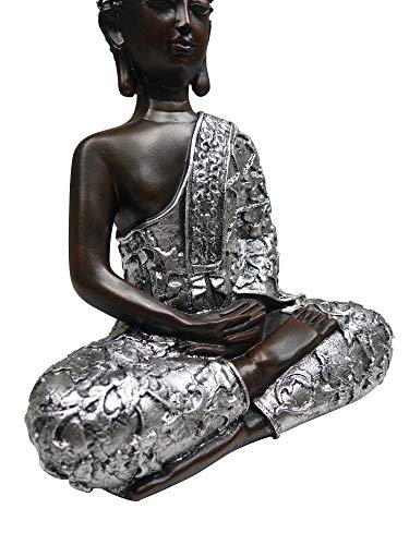 khevga Dekorationsartikel Deko-Figur Buddha 30cm - 4