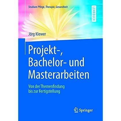 PDF] Projekt- - Bachelor- und Masterarbeiten : Von der Themenfindung ...