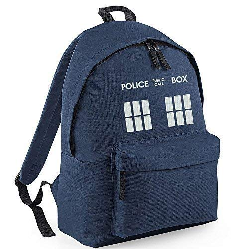 Police Box TARDiS Ruck Sack Bag