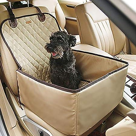 TFENG Hundeschutzdecke, Wasserdicht Autoschondecke für kleine Hunde Kinder, Universal Staubdicht Rücksitzdecke Transport Matte