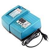 Caricatore sostitutivo da 1,5 A per caricabatterie Makita per attrezzi DC18RC DC18RC adatto per batterie BL1815 BL1820 BL1830 BL1840 BL1850 BL1860