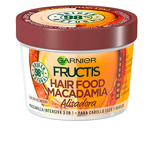 Nourishing Hair Mask Alisadora Hair Food Macadamia Fructis (390 ml) -
