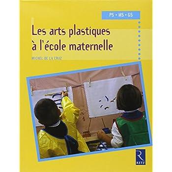 Les arts plastiques à l'école maternelle PS MS GS