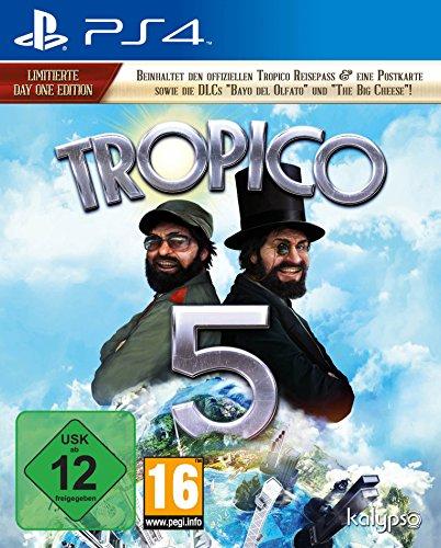 Tropico 5 [PS4]