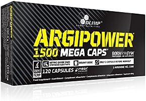 Olimp ArgiPower 1500 Mega Caps 120 Kapseln