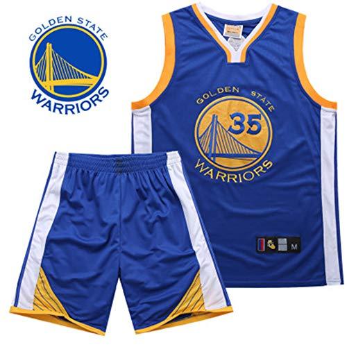 Golden State Warrior Kevin Durant # 35 Camiseta De