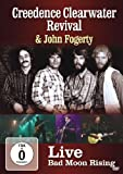 Creedence Clearwater Revival & John Fogerty - Live Bad Moon Rising [Alemania] [DVD]