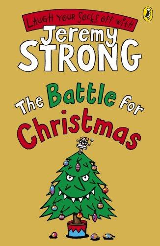 The Battle for Christmas (Cosmic Pyjamas) (English Edition) (Story-pyjama Christmas A)
