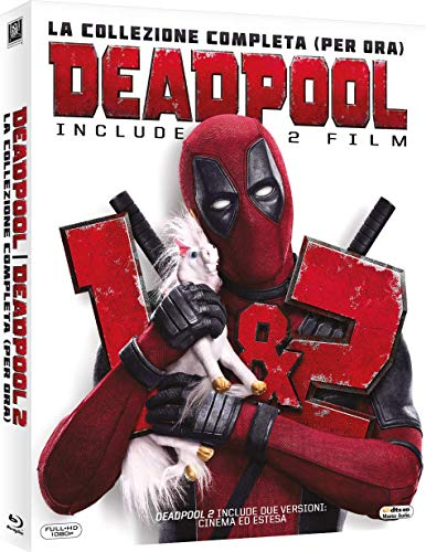 Deadpool 1 & 2
