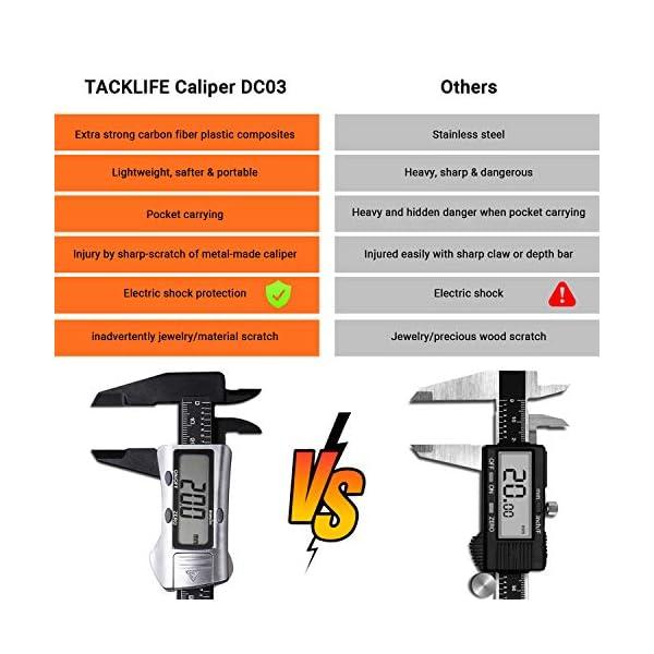 TACKLIFE-DC03-Calibri-a-corsoio-150-mm-in-plastica-Calibro-digitale-con-schermo-LCD-per-la-misurazione-di-diametro-calibro-e-profondit-due-unit-mm-e-pollici