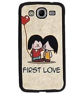 PrintDhaba Love D-5338 Back Case Cover for SAMSUNG GALAXY MEGA 5.8 (Multi-Coloured)
