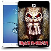 Official Iron Maiden Candle Finger Art Hard Back Case for Samsung Galaxy Tab S2 8.0