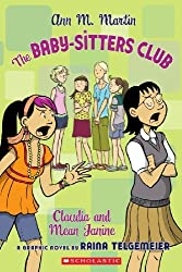 Claudia And Mean Janine (Turtleback School & Library Binding Edition) (Baby-Sitters Club (Numbered)) by Raina Telgemeier (2008-11-01)