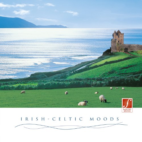 CD Irish Celtic Moods: Irische Musik in entspannten Arrangements zum Wohlfühlen. (Keltische Musik-cd)