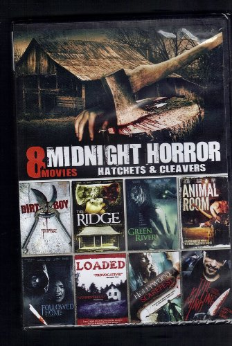 Midnight Horror Collection: Hatchets & Cleavers [Import USA Zone 1] 1 Cleaver