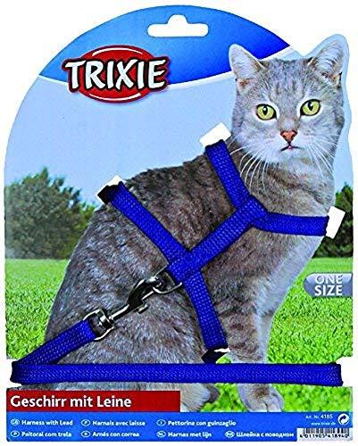 Trixie Katzengeschirr Leine Nylon