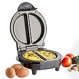 VonShef Omelette Maker - Makes Omelettes, Fried & Scrambled Eggs - Non-Stick