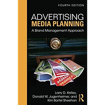 Torger Ganesha: Advertising Media Planning: A Brand Management ...