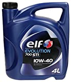 elf Evolution 700 STI 10W-40 Motoröl - 4 Liter