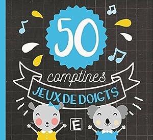 """Afficher """"50 comptines"""""""
