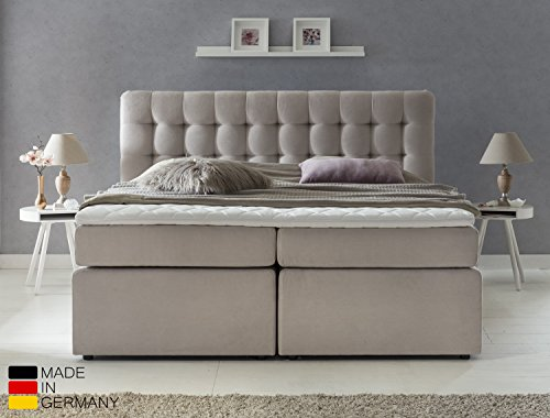 Furniture for Friends Boxspringbett 180 x 200 Premium Perris im Test