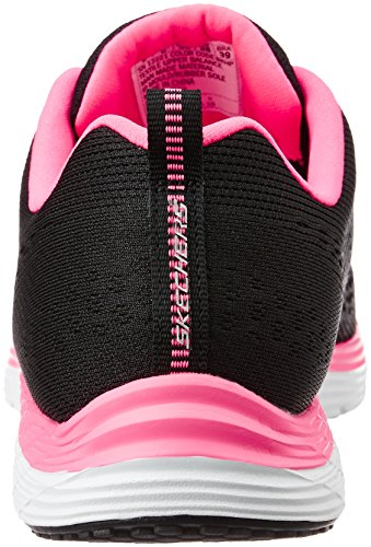 De Running Skechers Femme Pink Hot Back Black Pass Valeris Stage XPPqE
