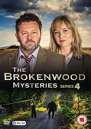 The Brokenwood Mysteries - Series 4 (2 DVDs)