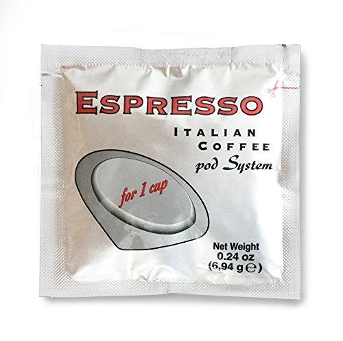 Cialde E.S.E. miscela Espresso Vero 150 pz.