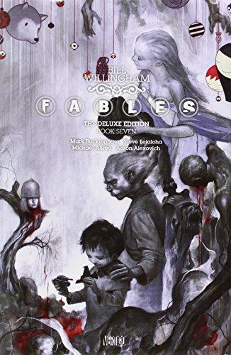 Fables Deluxe Edition Volume 7 HC par Bill Willingham