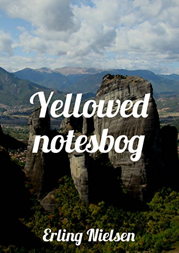 Yellowed notesbog (Danish Edition) por Erling Nielsen