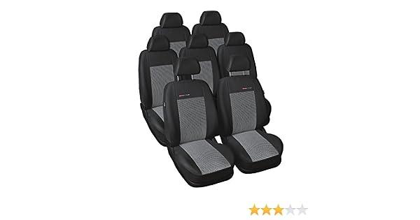 Sitzbezüge Ford Galaxy I-II ab 95//Seat Alhambra 96-10//VW Sharan 95-03 7-Sitze