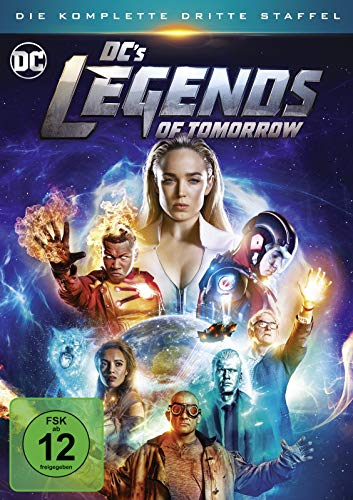 DC's Legends of Tomorrow - Die komplette dritte Staffel [4 DVDs]