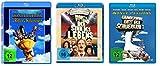 Monty Python - 3 Blu-Ray Kultfilme im Set - Deutsche Originalware [3 Blu-rays]