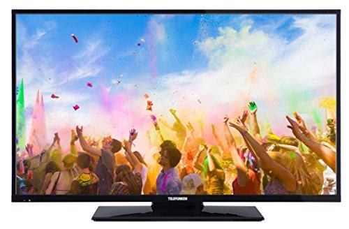 Telefunken XF43A100 110 cm (43 pouces) TV (Full HD, Triple Tuner)