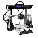 Imprimante 3D à double buse avec écran LCD