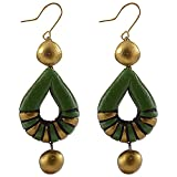 Avarna Terracotta Earrings Era0007 For Women (Multi-Color )
