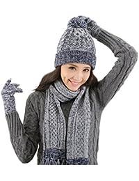 96253ae6ff1 Lantra Besa Women Pom Pom Beanie Hat