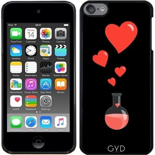 Hülle für Ipod Touch 6 - Aussenseiter Flasche Des Herz- by Boriana Giormova (Fällen Nerd Touch Für Ipod)